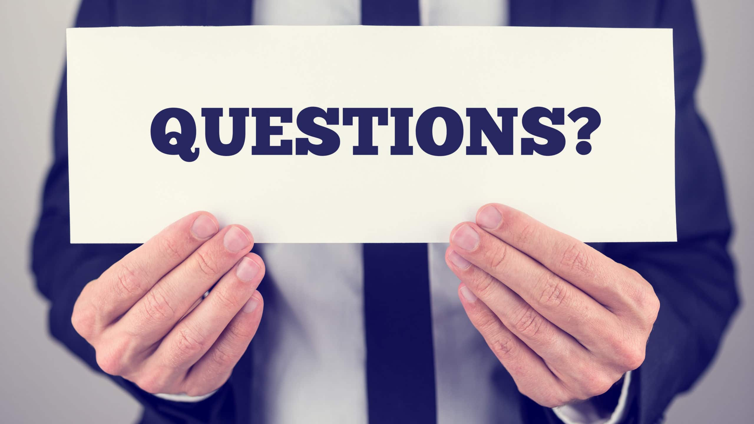 Perguntas frequentes – Tudo sobre normas ISO