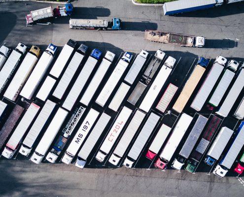 gestão eficiente da minha transportadora