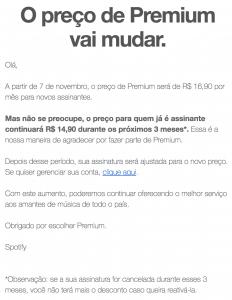 e-mail spotify