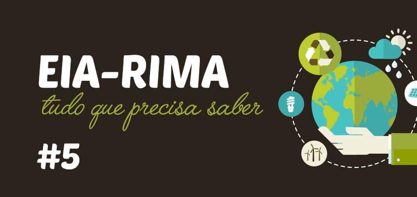 EIA-RIMA, Tudo o que você precisa saber (05 de 08)