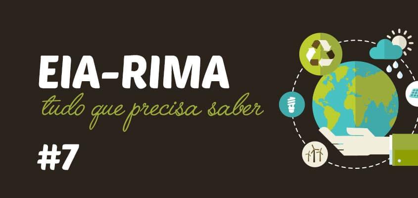 EIA-RIMA, Tudo o que você precisa saber (07 de 08)