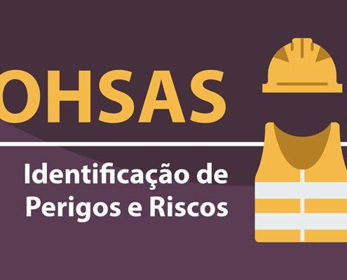 perigos e riscos na OHSAS 18001