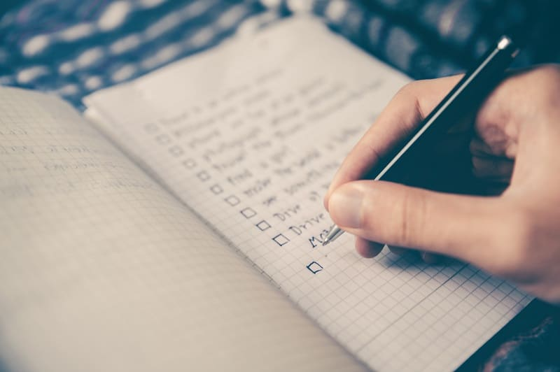 2df9e963a8 O que é e para que serve um Checklist?