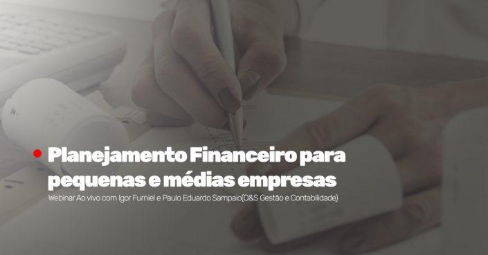 planejamento financeiro para pequenas e médias empresas