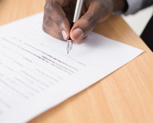 contratação serviços de contabilidade