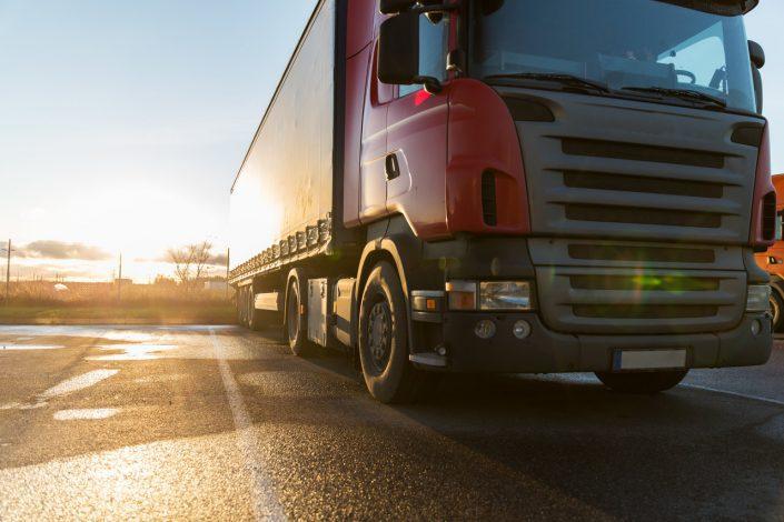 diminuir consumo caminhão