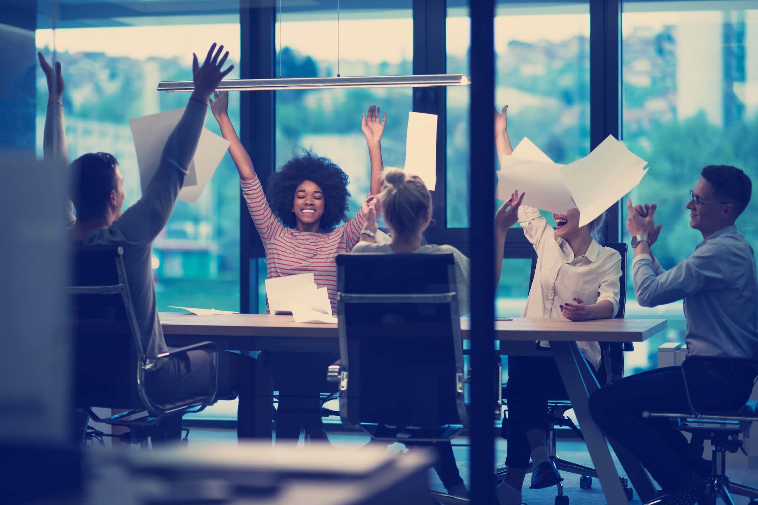 7 Benefícios da gestão de documentos para seu escritório
