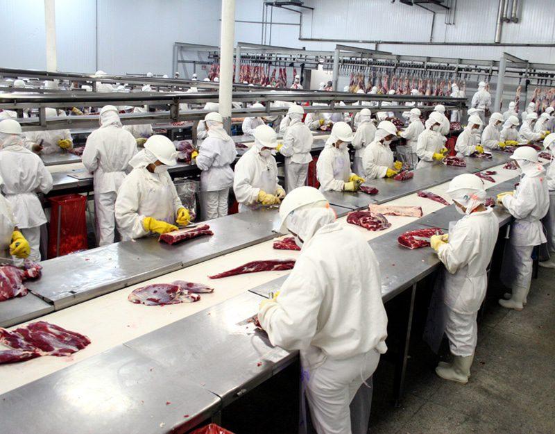COVID e as indústrias de alimentos