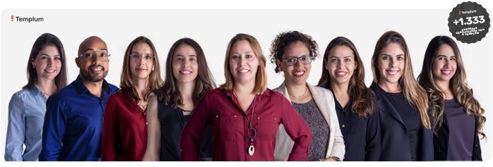 equipe de consultores templum
