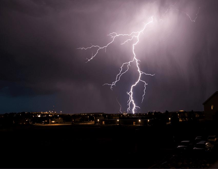 SPDA – Sistema de Proteção de descargas atmosféricas