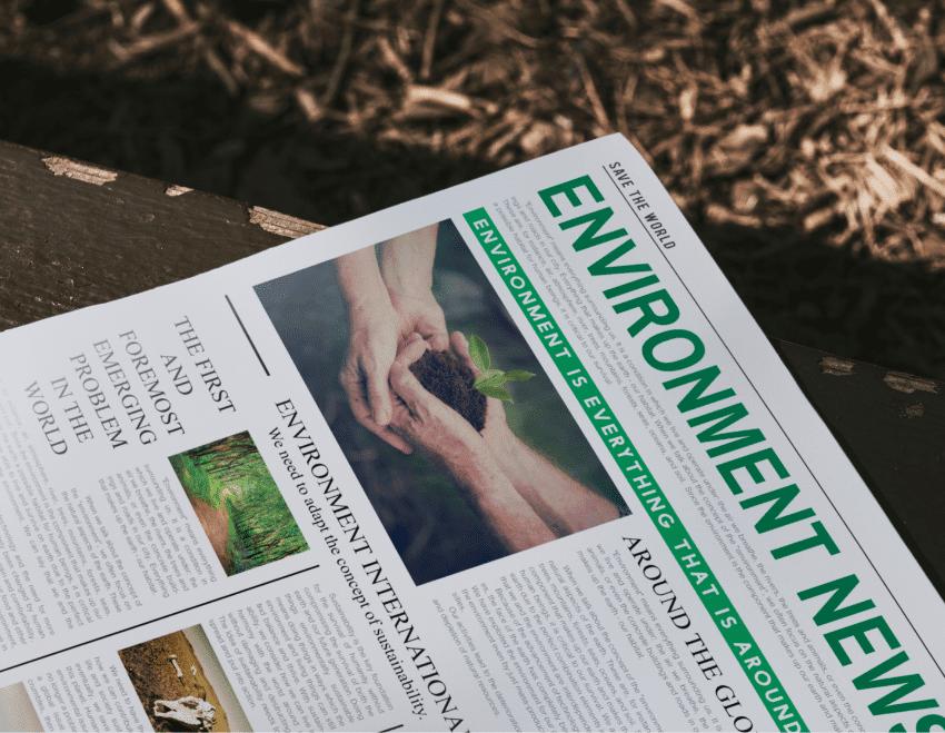 sustentabilidade e a ISO 14001