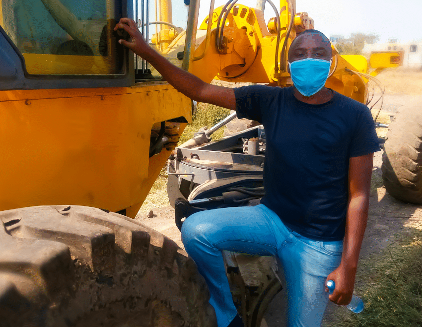 Paralisação de obras devido ao COVID-19