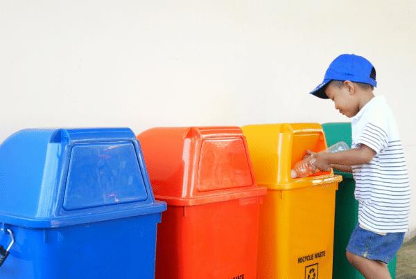 gestão de resíduos e a ISO 14001