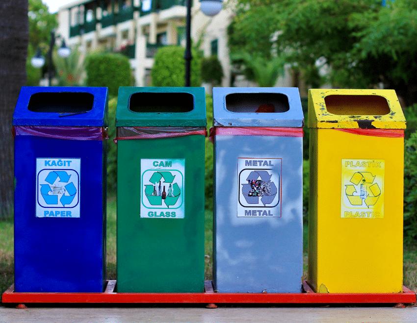 Classificação dos resíduos sólidos